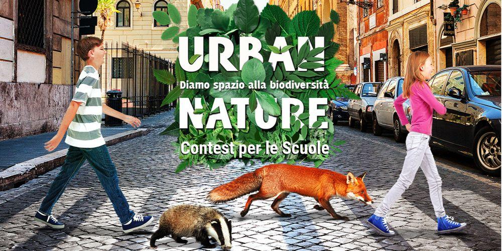Un nuovo contest Urban Nature per le scuole | WWF Italia